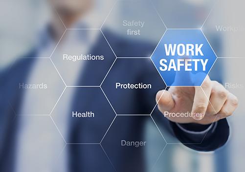 Sicurezza sui luoghi di lavoro