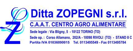 Logo DITTA ZOPEGNI S.R.L.