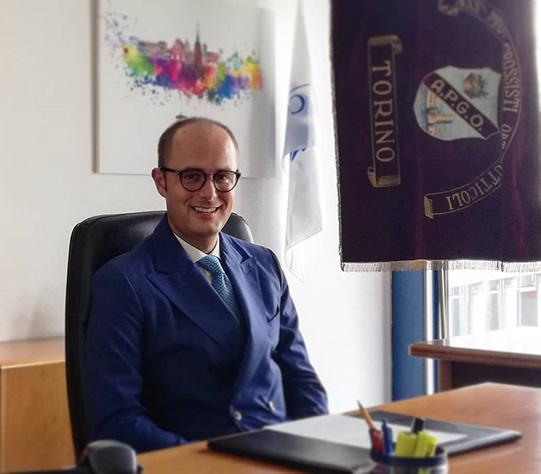 Cavaglià Stefano | Presidente in carica APGO