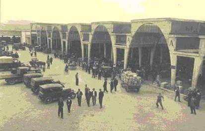 vecchio mercato ortofrutticolo torino